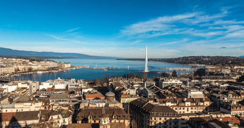 Le Grand-Genève: lien entre réalité géographique, historique et sociale
