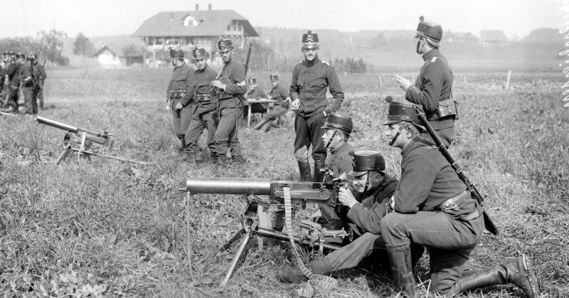 Clivage culturel et fracture sociale: la Suisse durant la Première Guerre mondiale