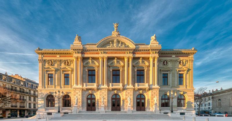 Faire du Grand Théâtre une destination