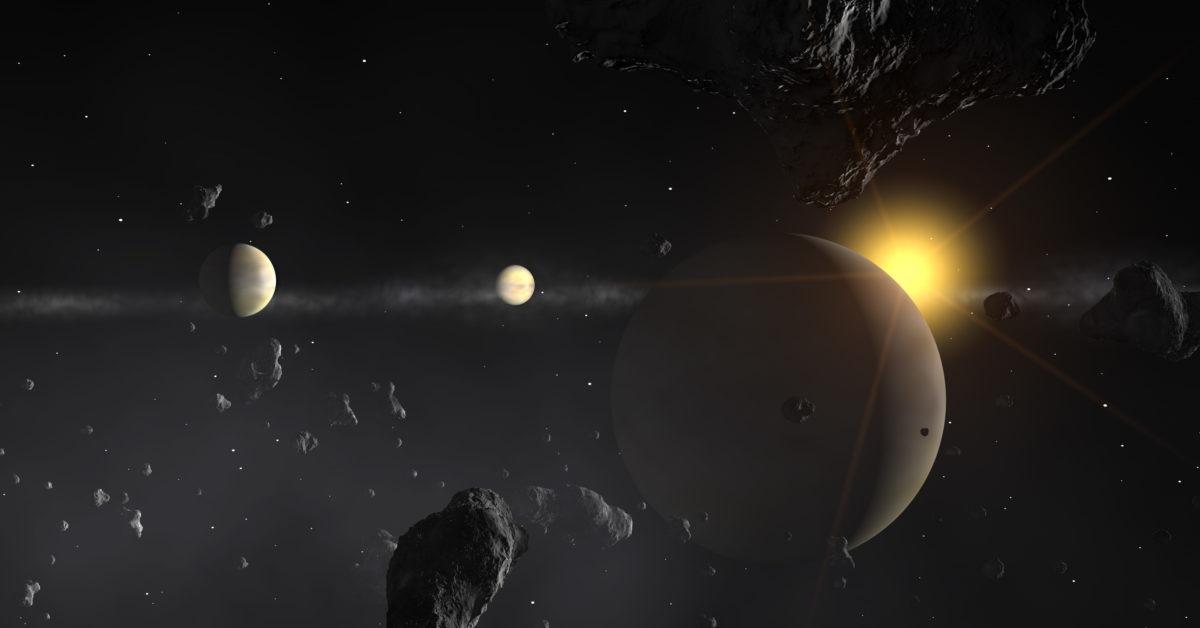 Rêve de l'Antiquité – Réalité de l'Astrophysique d'aujourd'hui