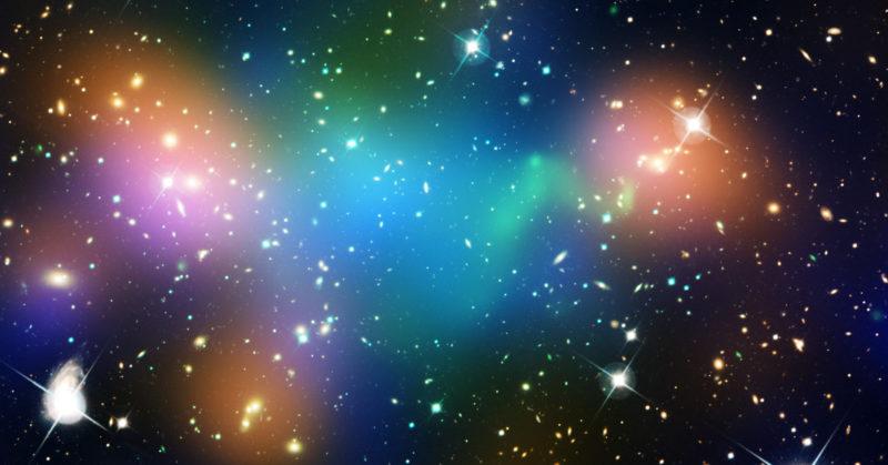 Les mystères de la cosmologie moderne: énergie sombre et matière noire