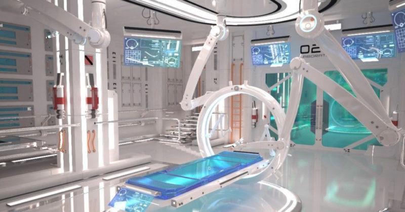 Imaginer l'hôpital de demain…