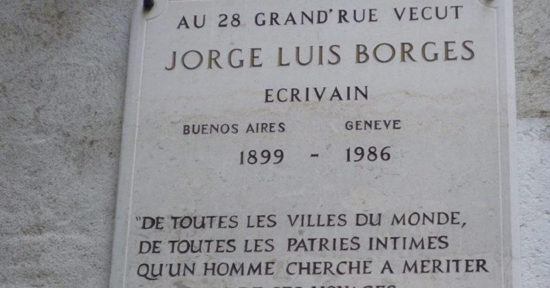 Borges et Genève
