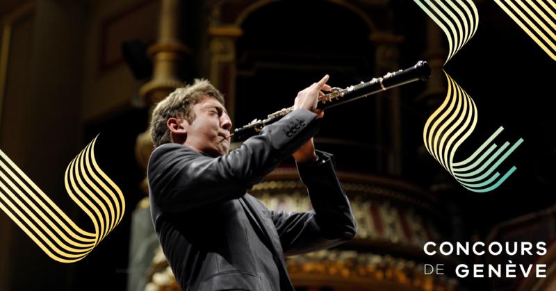 Concert par un-e Lauréat-e du Concours de Genève (Violoncelle ou Hautbois)